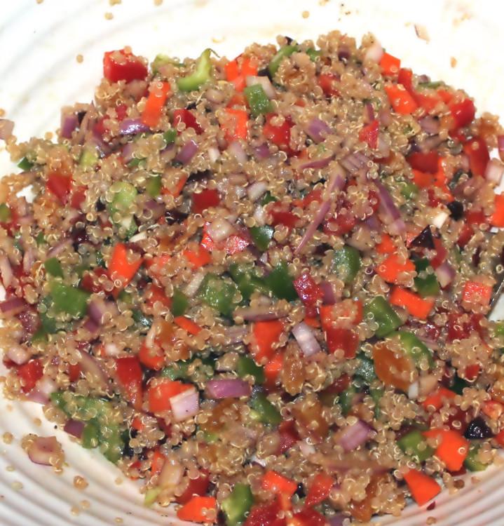 IMG_5383the salad