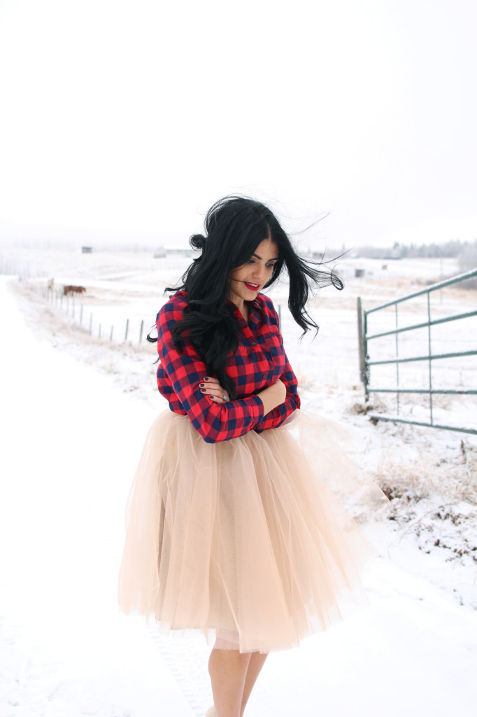 Christmas Tulle 2