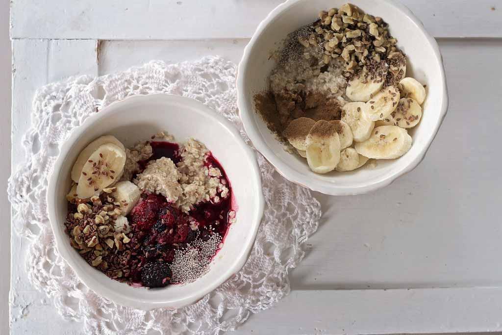 simple vegan breakfast