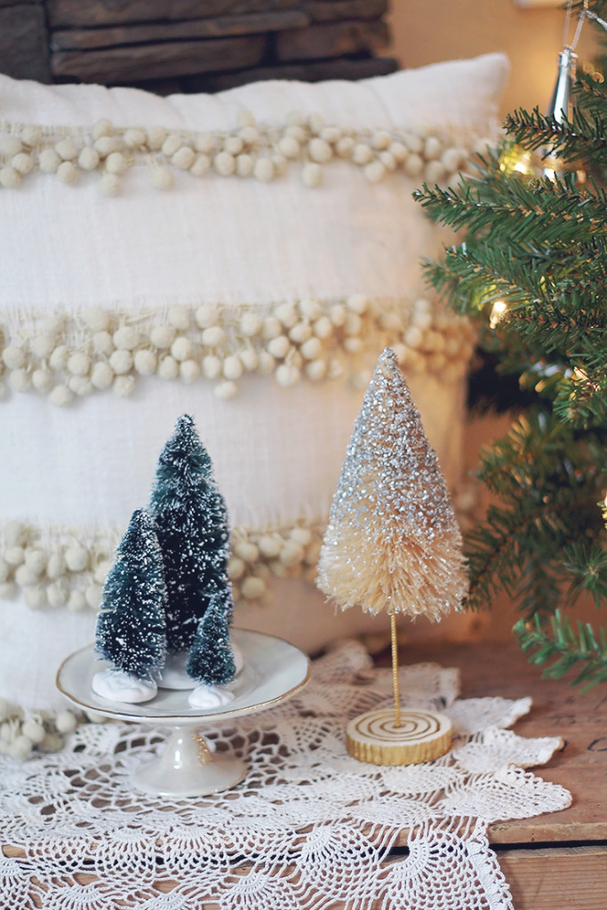 tiny tree from anthropologie