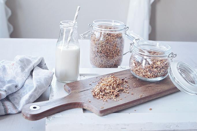 healthiest granola recipe