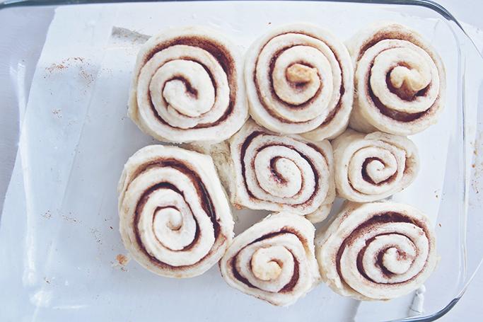 best vegan cinnamon buns