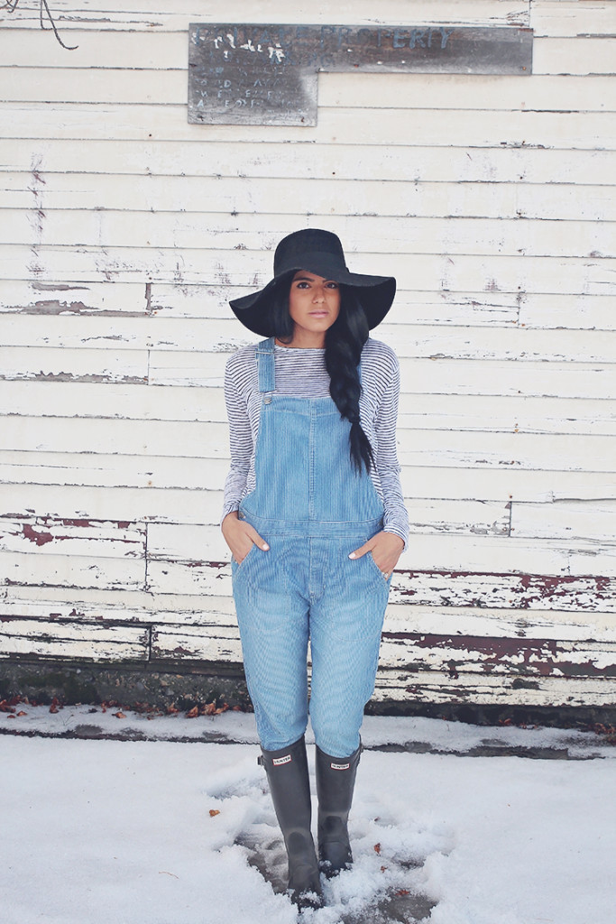 overalls for outside