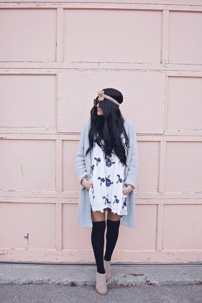 boho spring outfit ideas