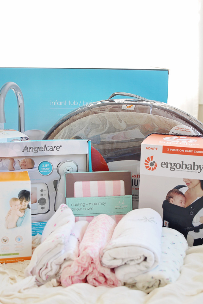 baby must have items