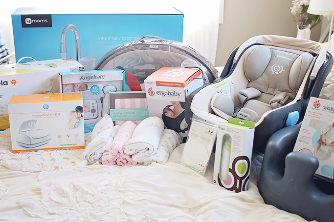 baby must haves for the first time mom