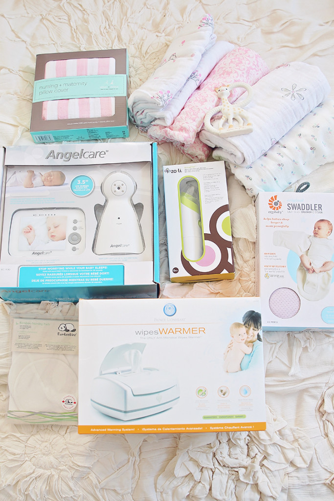 first time mom baby must haves