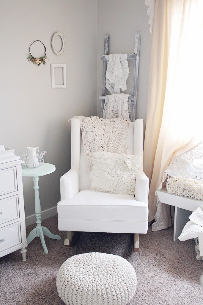 Harlows boho nursery