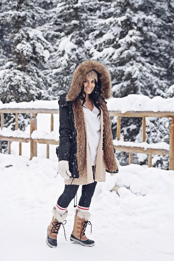 snow winters