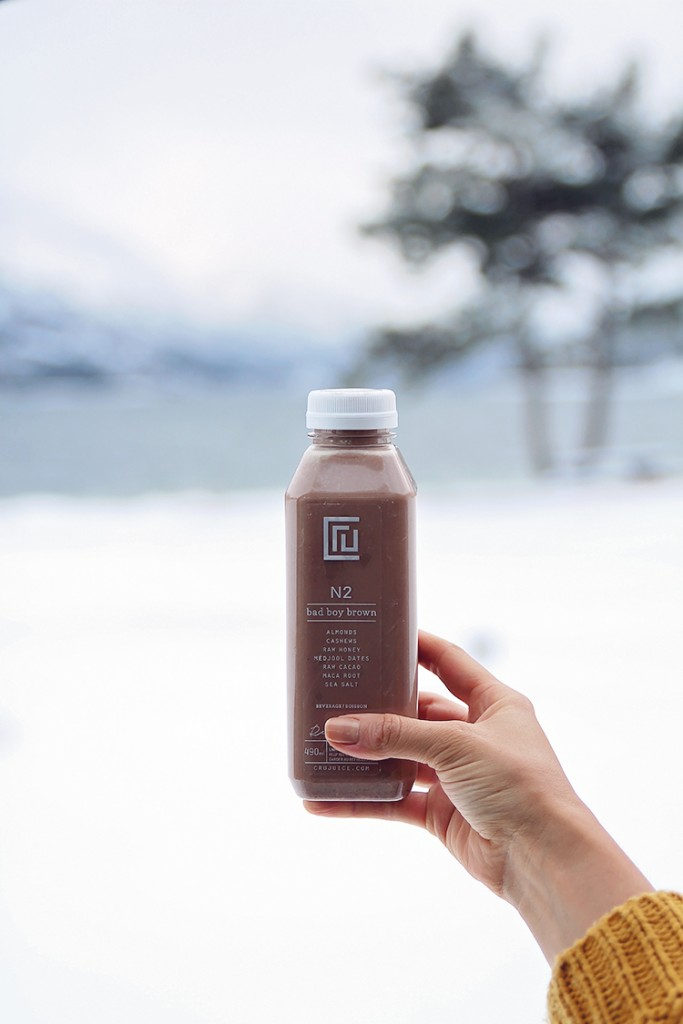 <center>THE EASY CLEANSE FROM @CRUJUICE IN YYC</center>