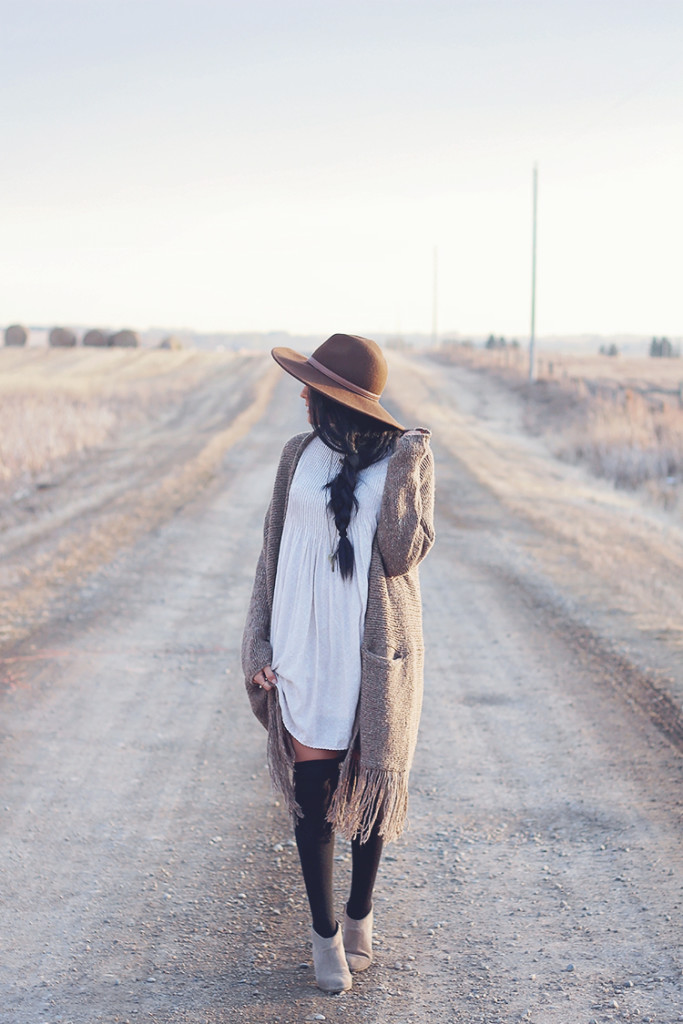 simple boho ouftfit ideas