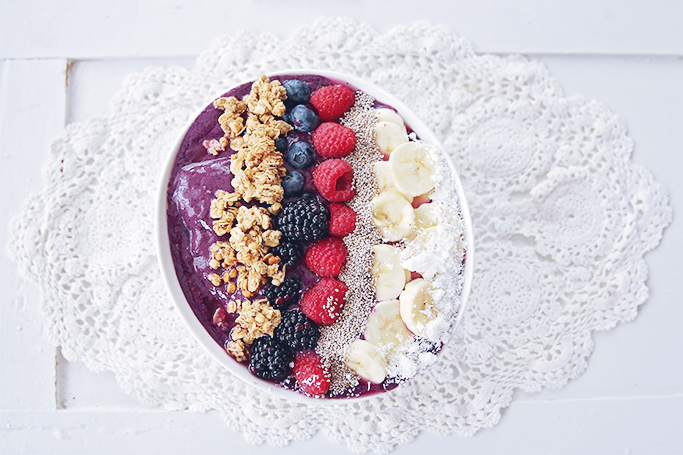 <center>SMOOTHIE BOWL</center>