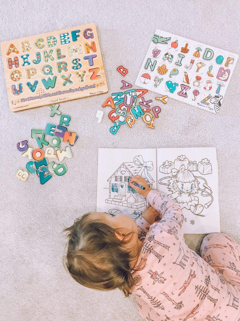 <center>EDUCATIONAL PUZZLES WE LOVE</center>
