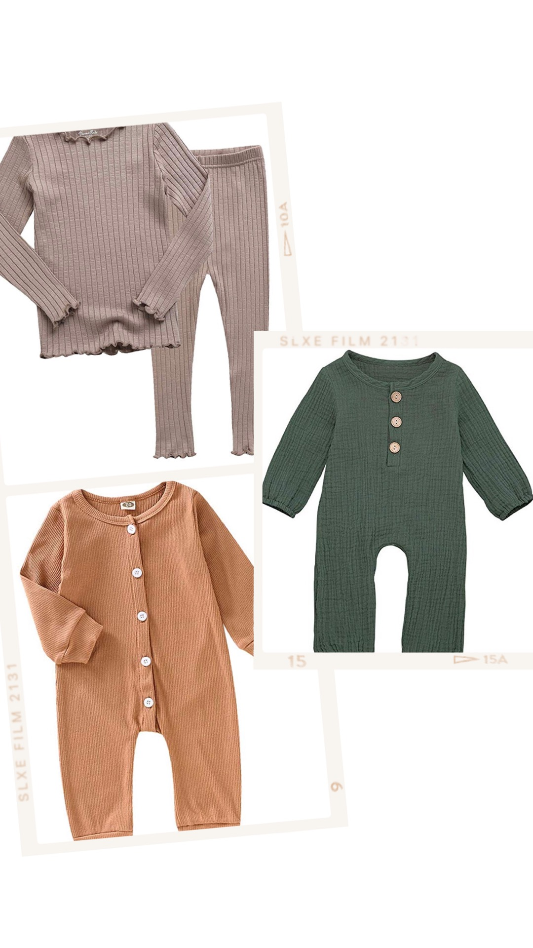 <center> STYLISH BABY PIECES FOR LESS</center>