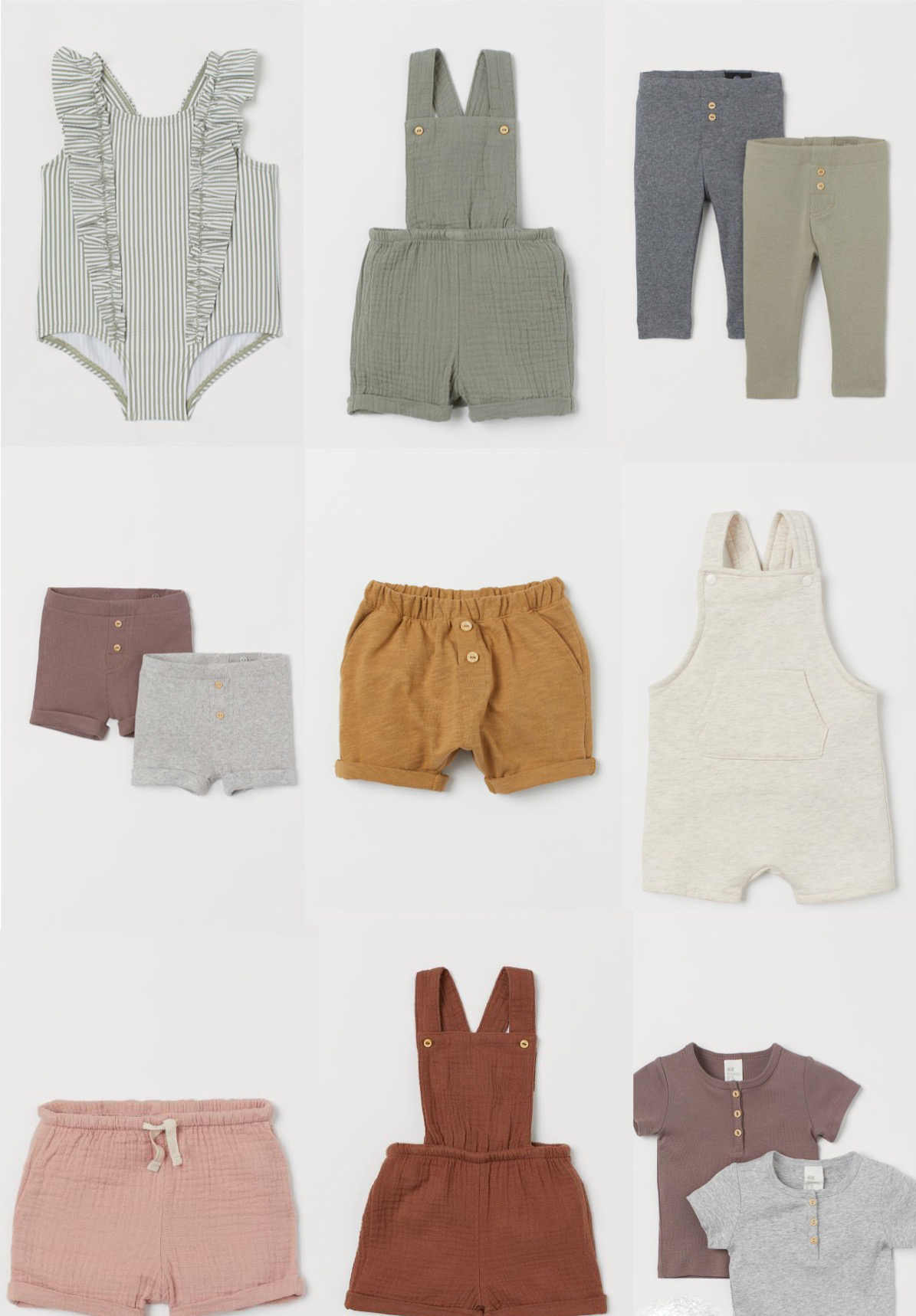 <center>SPRING/SUMMER PIECES FOR THE KIDS</center>
